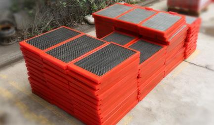Tamizado de minería Parts
