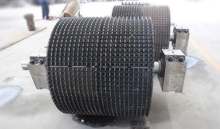 Trituración de carbón Parts